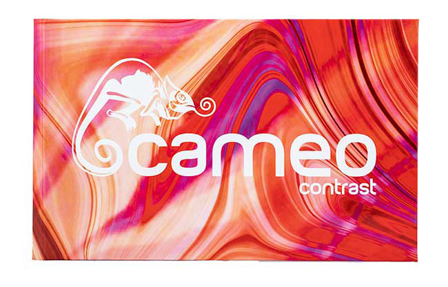 Nieuwe Cameo contrast kleuren